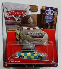 Disney Pixar Cars SIREN CARBARINI  1:55 New 2015