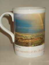 Ken Duncan Signed Mug Bone China Coffee Cup Hour Of Power Jericho Palestine 4a5m