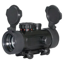 Holographic Reflex Laser Red Green Dot Tactical Scope Sight for Rifle 20mm Rail
