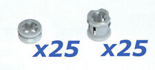 LEGO Technic Mindstorms NXT pieces thin and thick bushings QTY 50