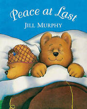 Peace at Last Big Book by Jill Murphy (Paperback, 2009)