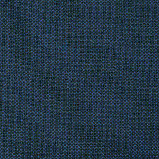 Bright Navy Blue Birdseye Super 110's Italian Wool - 3.50 Metres