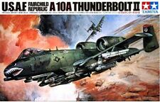 Tamiya 61028 1/48 Scale Model Aircraft Kit USAF A-10 Thunderbolt II Warthog