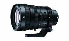 Unused Demo Sony FE PZ 28-135mm F4 G Zoom Lens SELP28135G for FS5/FS7/a7/a7R/...