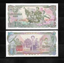 BANKNOTE FROM KOREA 1978 1 WON P-18a CRISP UNC.