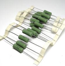 20x Leistungs-Widerstand / Draht-Widerstand, 5.6 Ohm, 5W / 5 Watt, NOS