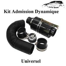 Kit D'admission Direct Dynamique Carbon Universel Boite Filtre à Air Bmw