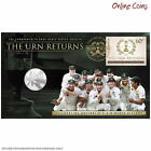 2013 2014 The Urn Returns Commonwealth Bank Ashes Series 5-0 PNC New Mint Stock