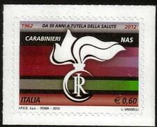 ITALY MNH 2012 50th Anniversary of The Carabinieri for the Protection of Health