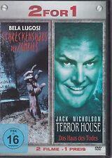 DVD - (2-Filme) Schreckenshaus der Zombies & Terror House (J.Nicholson) / #5100