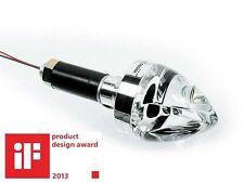 MotoGadget M-Blaze Cone LED Lenkerenden-Blinker silber poliert, handlebar signal