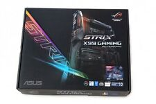 ASUS ROG STRIX X99 GAMING Intel LGA2011-3 ATX Motherboard USB 3.0 and SATA 3