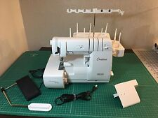 BabyLock Ovation Serger sewing machine, Trolley Bag, Inspiration Guide