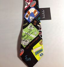 NWT Nicole Miller Harley Davidson Tie Youth or Woman Sized