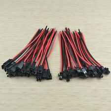 20 Set 2 PIN Male and Female Connector Wire Cable For 3528 5050 LED Strip Light