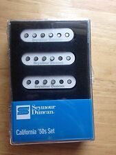 Seymour Duncan SSL-1 Vintage CA 50's Pickup Set For Stratocaster 11208-01 NEW