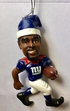 Odell Beckham Jr New York Giants NFL Elf Figure Christmas Tree Ornament