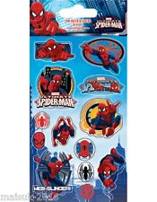 Paper projects Marvel Spider-Man re-usable foil Craft stickers Age 3 +