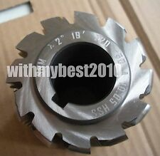 Timing Belt Pulley Gear Hob H12.7 Gear hob H 12.7 Gear hob cutter