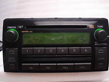 05 06 TOYOTA Camry AM FM Radio Stereo CD Player 16860 Factory OEM Car Audio