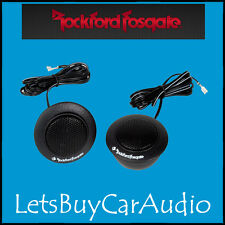 "ROCKFORD FOSGATE R1T-S PRIME 1"" 80 WATT TWEETER KIT"