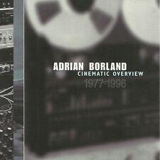 THE SOUND - ADRIAN BORLAND - Cinematic Overview Promo Only comp RARE OOP