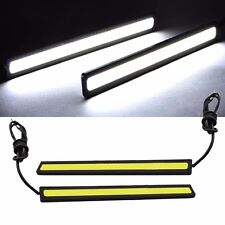 2pcs White 84 LED Daytime Running Light Car Fog Driving Lamp Daylight Universal