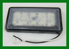 "Interior Compartment Light 10 LED White Surface Mount 3""X6"" 200 Lumens"