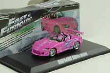 2001 Suki 'S HONDA s2000 Rosa Fast & and Furious 1:43 Greenlight