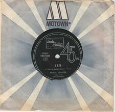 MICHAEL JACKSON (OZ 45 '71) BEN  b/w YOU CAN CRY ON MY SHOULDER - MOTOWN
