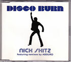 Nick Skitz - Disco Burn - CD (CSR CD5 0280 1998 5 x Track)