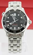 OMEGA SEAMASTER 212.30.36.61.01.001 MIDSIZE PROFESSIONAL 300M QUARTZ BLACK WATCH