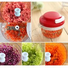 EasyPull Food Slicer Dicer Nicer Container Chopper Peeler Vegetable Fruit Cutter