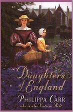 Daughters of England by Philippa Carr (1995, Hardcover Book Club edition)