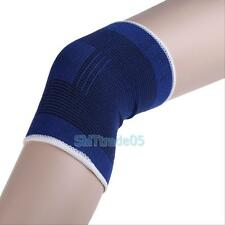 2 Knee Wrap Sleeve Elastic Brace Muscle Support Arthritis Sports Gym Pain Relief