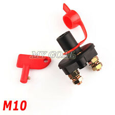 Battery Isolator Master Cut Off Power Car Kill Switch 12V 150A Universal Heavy