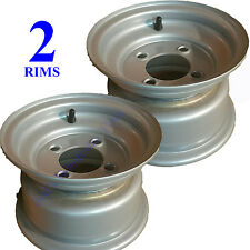 "8"" 8x5.375 4/4 RIMs WHEELs for Riding Lawn Mower Garden Tractor Go Kart P41"