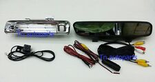 REAR CAMERA TAILGATE HANDLE+MIRROR MONITOR FOR ALL NEW ISUZU DMAX D-MAX2012-ON