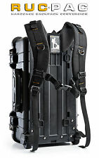 RucPac - Hardcase Backpack Conversion for Peli/Pelican 1510/1560/1610+/ & Storm
