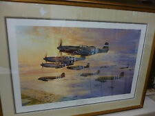 D-Day - The Airborne Assault by Robert Taylor #963/1000