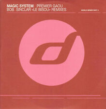 MAGIC SYSTEM - Premier Gaou (Bob Sinclar's 'Le Bisou' Remixes) - DISTANCE