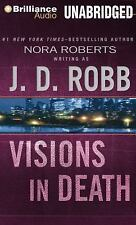In Death: Visions in Death 19 by J. D. Robb (2014, MP3 CD, Unabridged)
