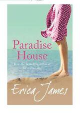 ERICA JAMES ____ PARADISE HOUSE ___ NUEVO __ BEACH COVER ___ ENVÍO GRATIS EN RU