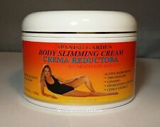 Body Slimming Cream By Spanish Garden Sweats & Melts Your Body-Made in USA