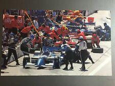 1998 CART Indycar Race Cars Print, Picture, Poster RARE!! Awesome L@@K