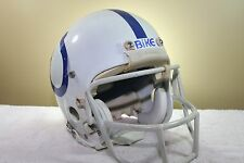 BALTIMORE COLTS Game USED WORN NFL Football Helmet BIKE Bruce Laird #40 1981