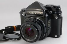 【NEAR MINT】 Pentax 67 TTL Late Model 6x7 w/SMC P 90mm F2.8 From Japan #1529
