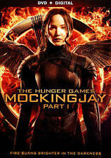 The Hunger Games: Mockingjay - Part 1 (DVD + Digital Copy),Very Good DVD, Jena M