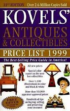 Kovels' Antiques and Collectibles Price List 1999 by Ralph M. Kovel and Terry H…