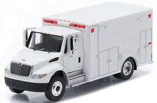 Greenlight 1/64 International Durastar Ambulance Blank White GR8 For Kitbashing!